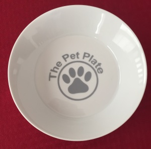 The Pet Plate Water Bowl